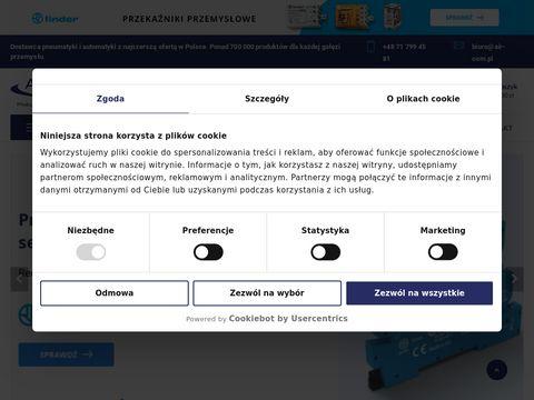 Air-Com pneumatyka automatyka