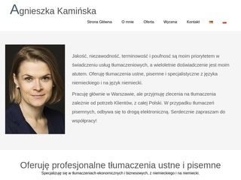 Akaminska.pl