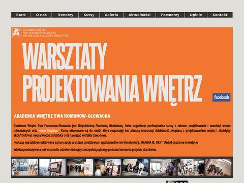 Ewa Romanow-Głowacka Wrocław