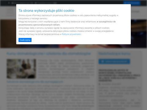 Akademiastomatologii.edu.pl endodoncja szkolenia