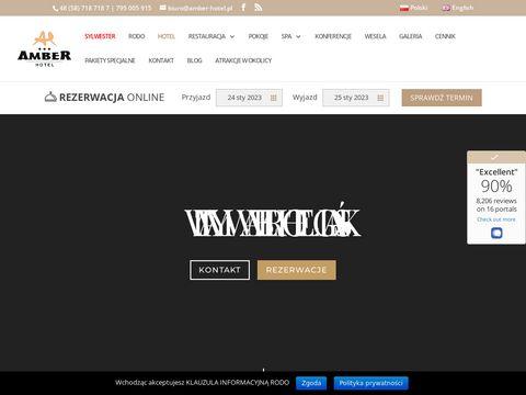 Amber-hotel.pl - Hotel w Gdańsku
