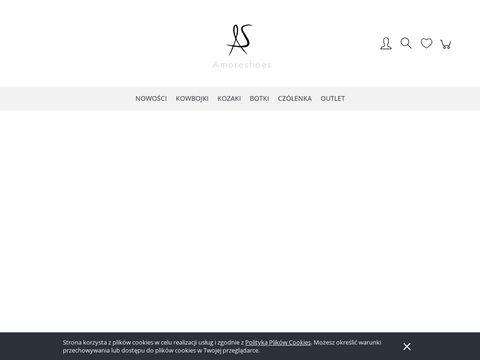 Amoreshoes.pl modne buty damskie