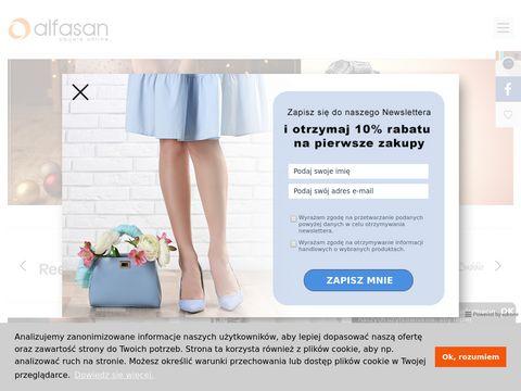 Alfasan.pl buty damskie
