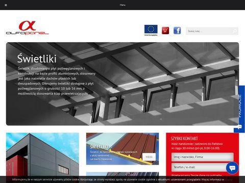 Alfapanel24.pl - budowa chlewni