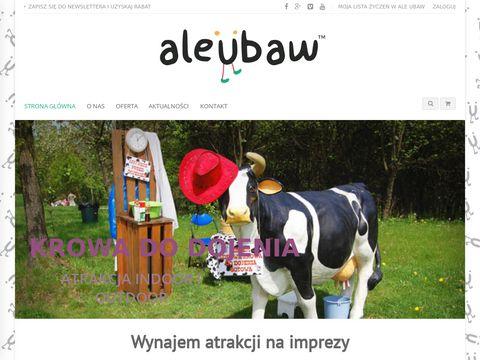 Aleubaw.eu zabawy integracyjne dla pracowników