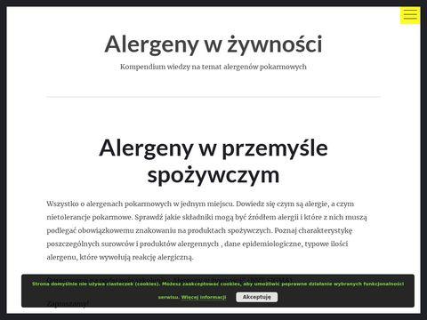 Alergeny-w-zywnosci.eu