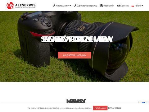 Aleserwis.pl Nikon warszawa