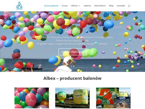 Albex - namioty reklamowe