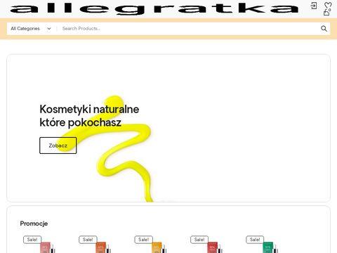 Allegratka.pl katalog stron