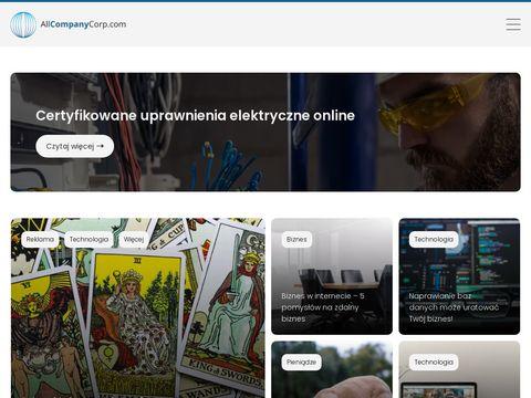 Allcompanycorp.com spis firm