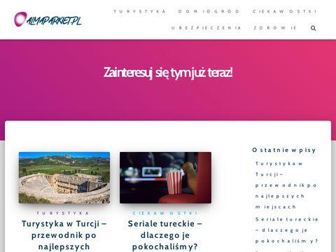 Almaparkiet.pl układanie