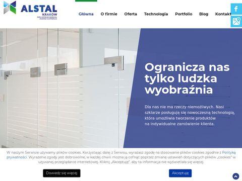 Alstal.net balustrady szklane Kraków