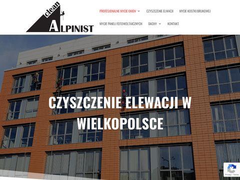 Alpinist-clean.pl - mycie okien Poznań