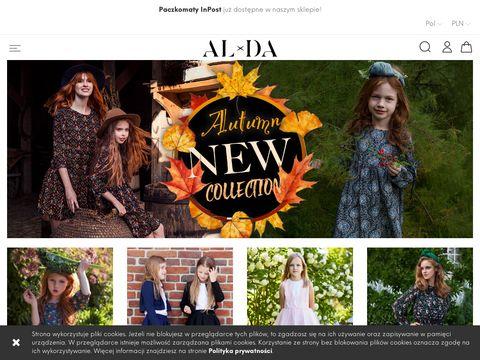 Al-da.pl odzież dziecięca hurt
