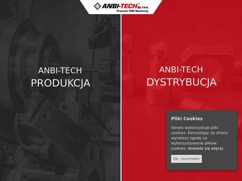 Anbi-tech.pl - uszczelnienia techniczne