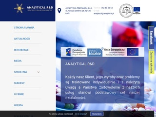 Analytical.pl - chromatografia