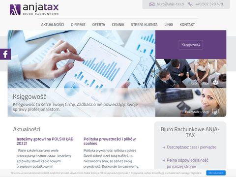 Anja-Tax biuro rachunkowe