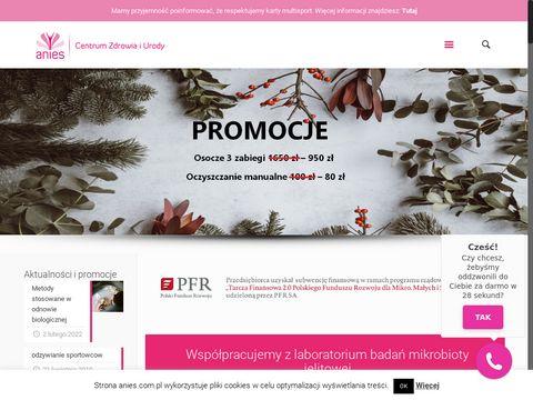 ANIES - Gabinet fizjoterapii i kosmetologii