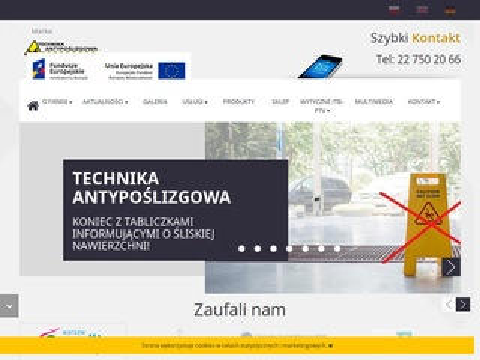 Antyposlizgowa.com taśma