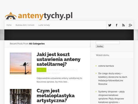 Antenytychy.pl serwis