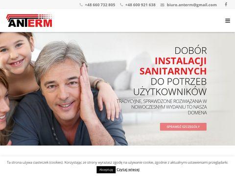 Anterm klimatyzacja wentylacja Białystok