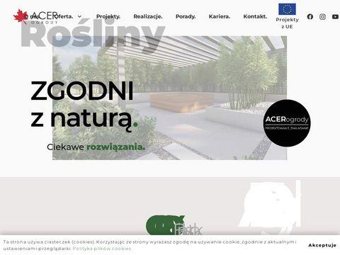 Acerogrody.pl Białystok