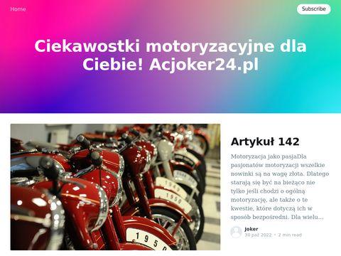 Acjoker24.pl auto pomoc
