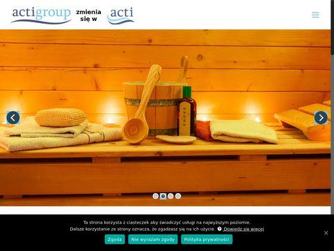 ActiGroup.pl sprawdź ofertę chemii do basenów