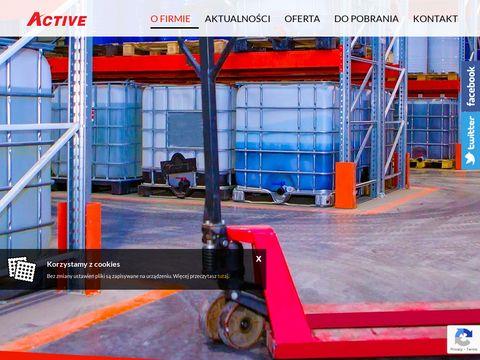 Active chemia samochodowa Czechowice Dziedzice