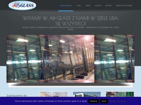 ABGlass - drzwi szklane Warszawa