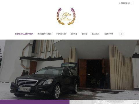 Abbapater.eu zakład pogrzebowy Warszawa