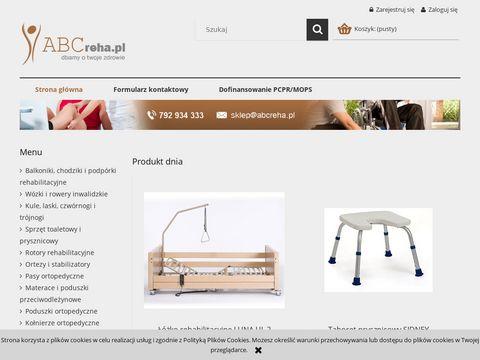 AbcReha.pl sklep rehabilitacyjny