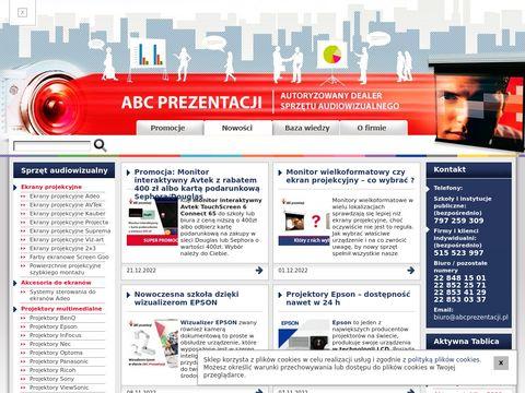 Abcprezentacji.pl sklep z artykułami biurowymi