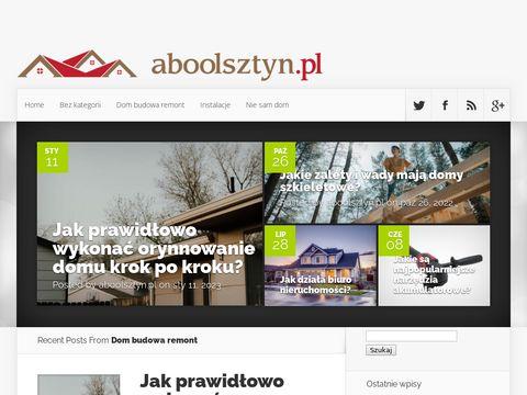Aboolsztyn.pl - farby