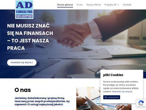 AD Consulting rozliczanie podatku