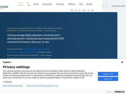 Adviser.gdynia.pl - podział majątku