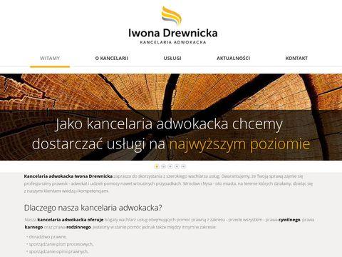 Adwokat.drewnicka.pl - sprawy rozwodowe