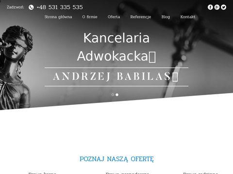 Adwokat-rybnik.pl kancelaria