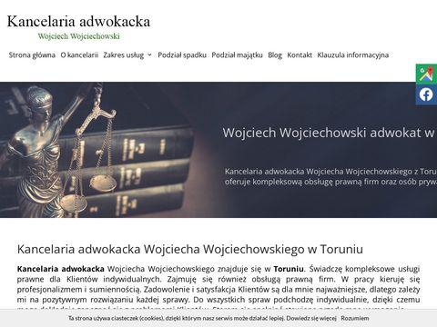 Adwokat-wojciechowski.pl