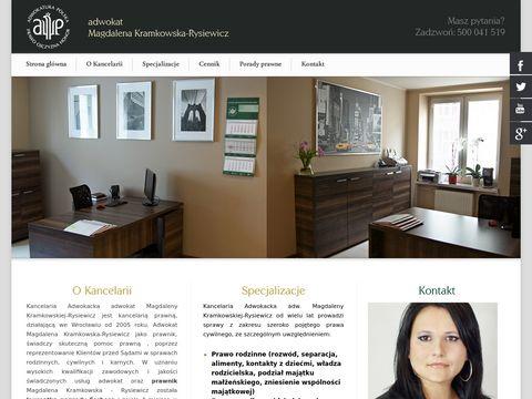 Adwokat-wroclaw.eu