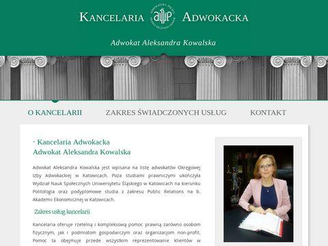 Adwokat-kowalska-mikolow.pl