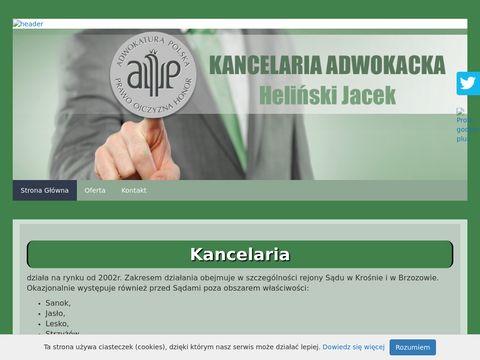 Adwokat-krosno.net.pl porady dot gruntów