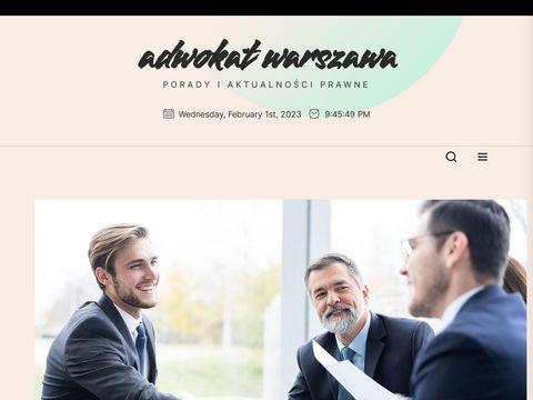 Adwokat-nadwodny.pl Bartosz