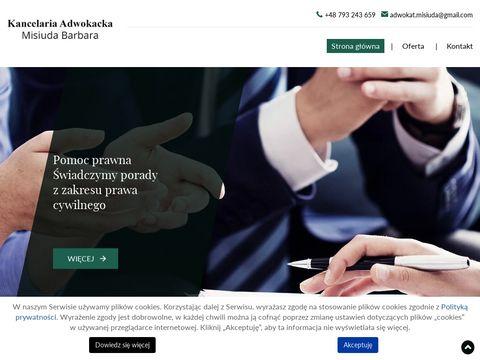 Adwokat-misiuda.pl