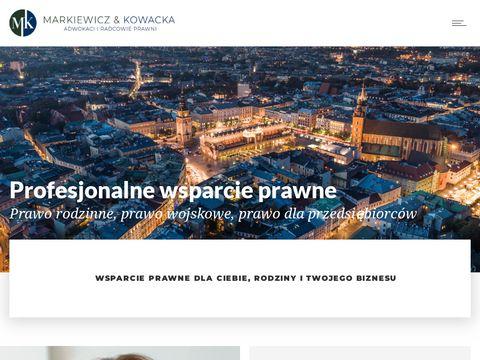 Adwokatmarkiewicz.pl prawo wojskowe