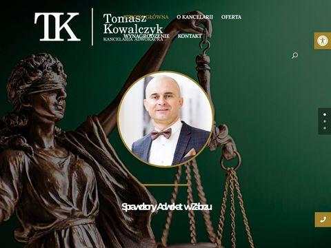Adwokatkowalczyk.pl obsługa prawna przedsiębiorstw
