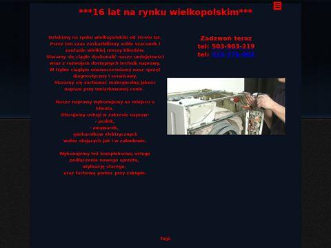 Agd-serwis-poznan.pl naprawa pralek