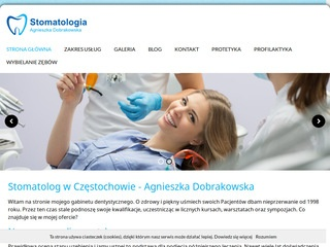 Agadental.com.pl dentysta Częstochowa