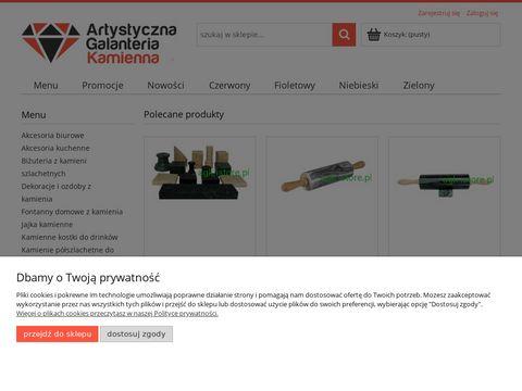 Agk.istore.pl - sklep z minerałami