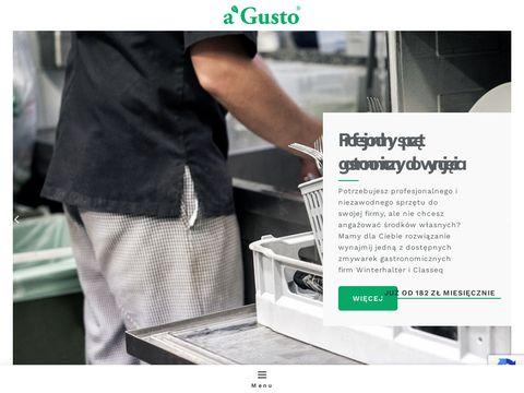 Agusto.pl piece konwekcyjno-parowe